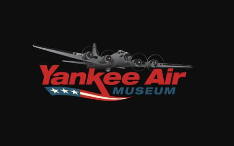 Yankee Air Museum Fire