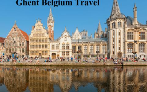 Ghent Belgium Travel