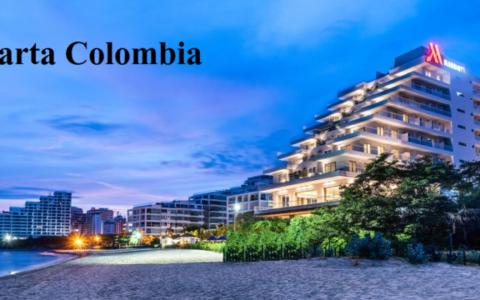 Santa Marta Colombia Travel