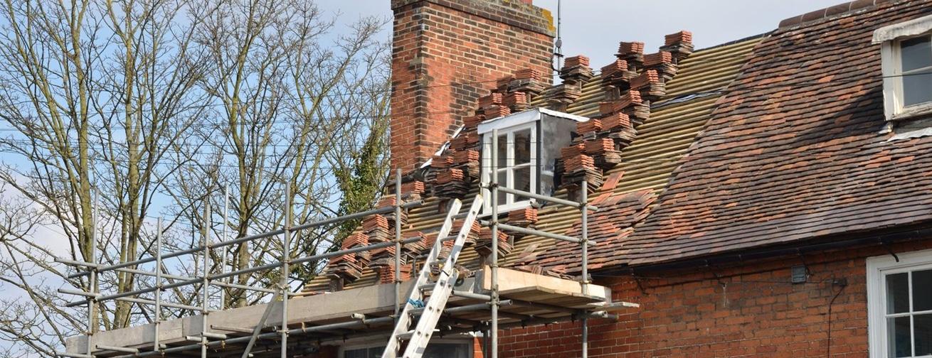 Slate Roof Repair Surrey